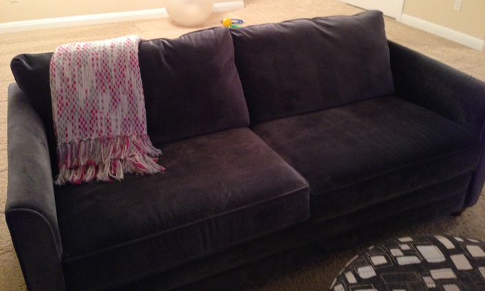Superb Like New Sleeper Sofa For Sale Creve Coeur Mo Patch Pdpeps Interior Chair Design Pdpepsorg