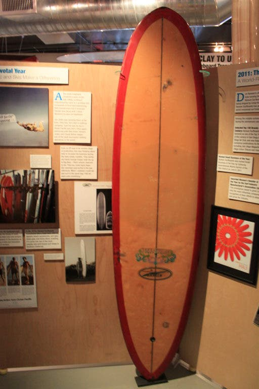 3eb59ace88 Hansen's Surf Shop Honored with Exhibit at California Surf Museum ...