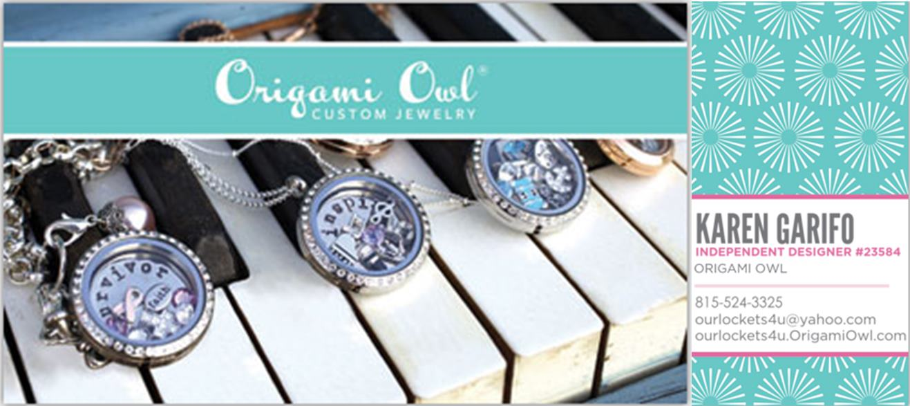 How to Open an Origami Owl Locket - Direct Sales, Party Plan and ... | 587x1317