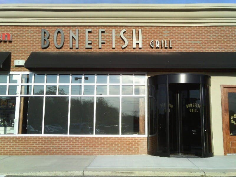bonefish grill opening baiting patrons middletown nj patch. Black Bedroom Furniture Sets. Home Design Ideas
