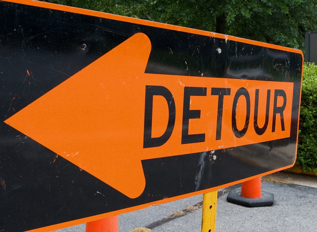 Westbound 22 Freeway Closed at Valley View Street Tonight | Los