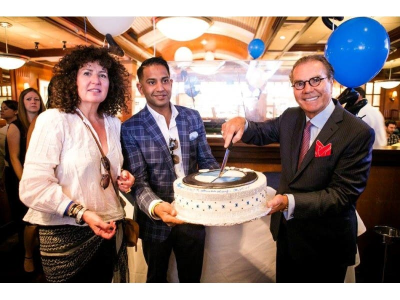 herb chambers bmw of sudbury celebrates brand's 100th anniversary