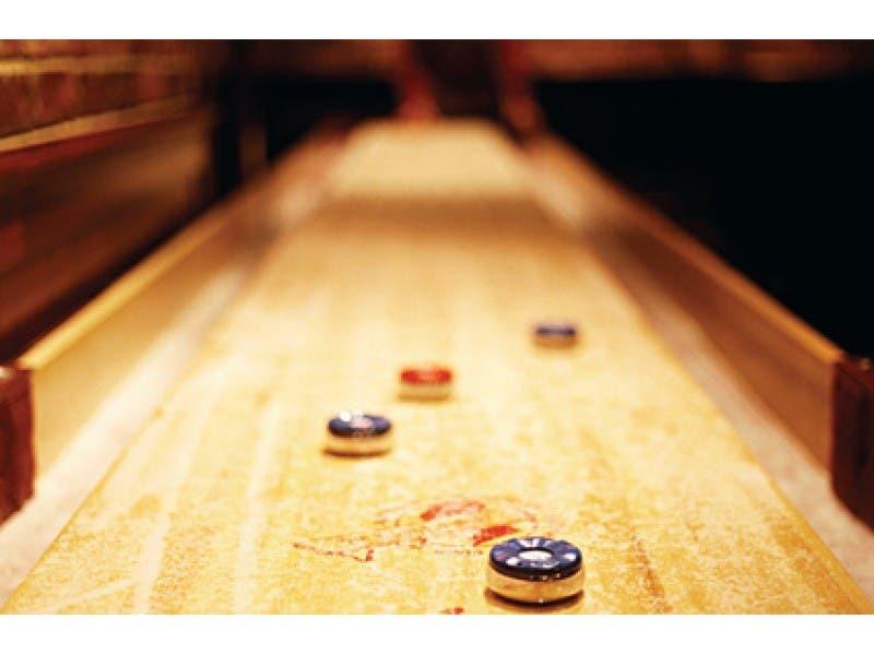 ... Hobokenu0027s Best Kept Secret: Bar Shuffleboard League  ...