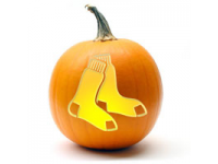 Its Red Sox Pumpkin Carving Time 1