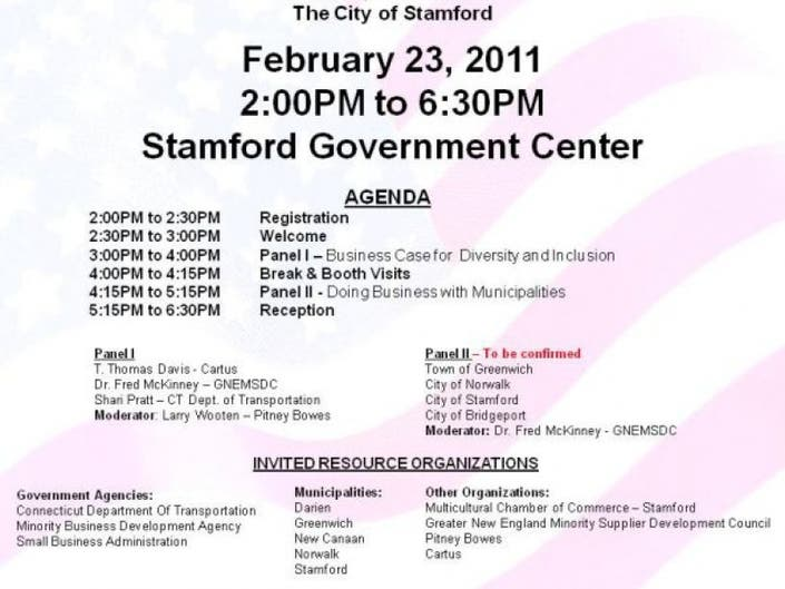 Small Business Forum:
