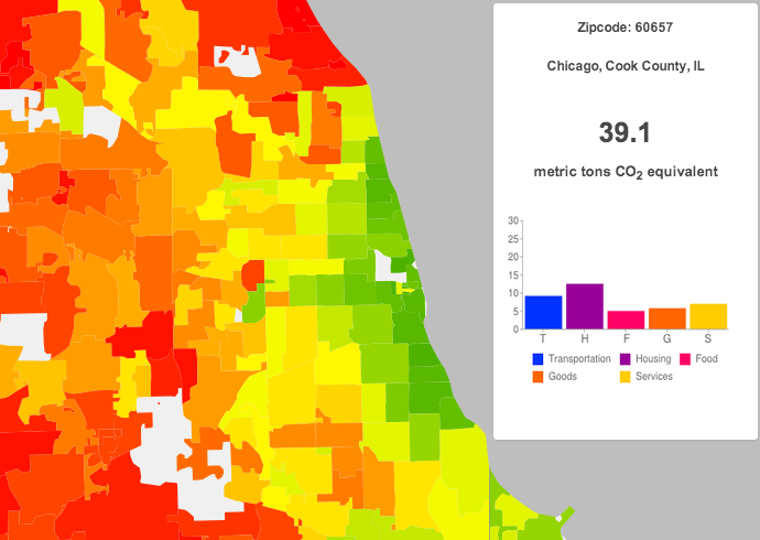 Lake View Carbon Emissions Among Lowest In State Lake View