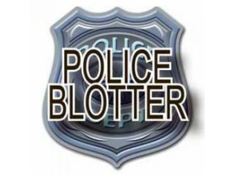 Tolland Police Blotter: July 22 - 29   Tolland, CT Patch