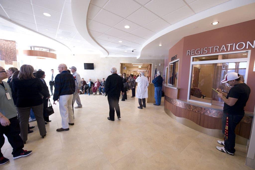 PHOTOS: Inside the New San Gorgonio Memorial Hospital