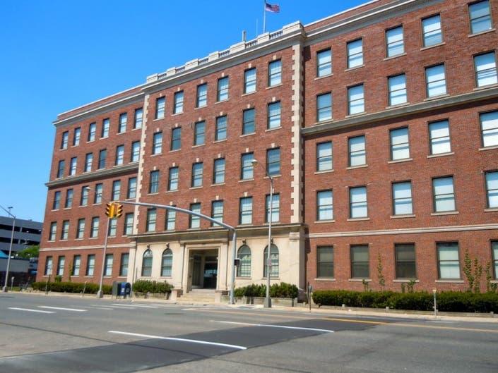 Nassau Ida Roves Keyspan Apartment Building