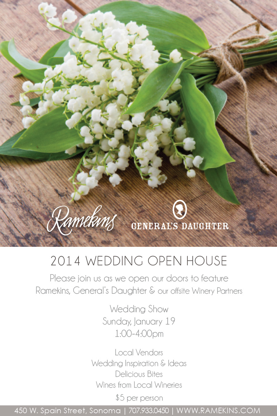 Wedding Open House Sonoma Valley Ca Patch