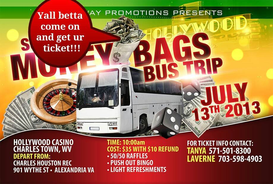 bus tours to hollywood casino