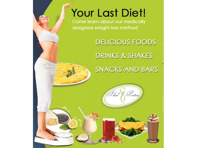 Open House Ideal Protein Weight Loss Seminar Eagan Mn Patch