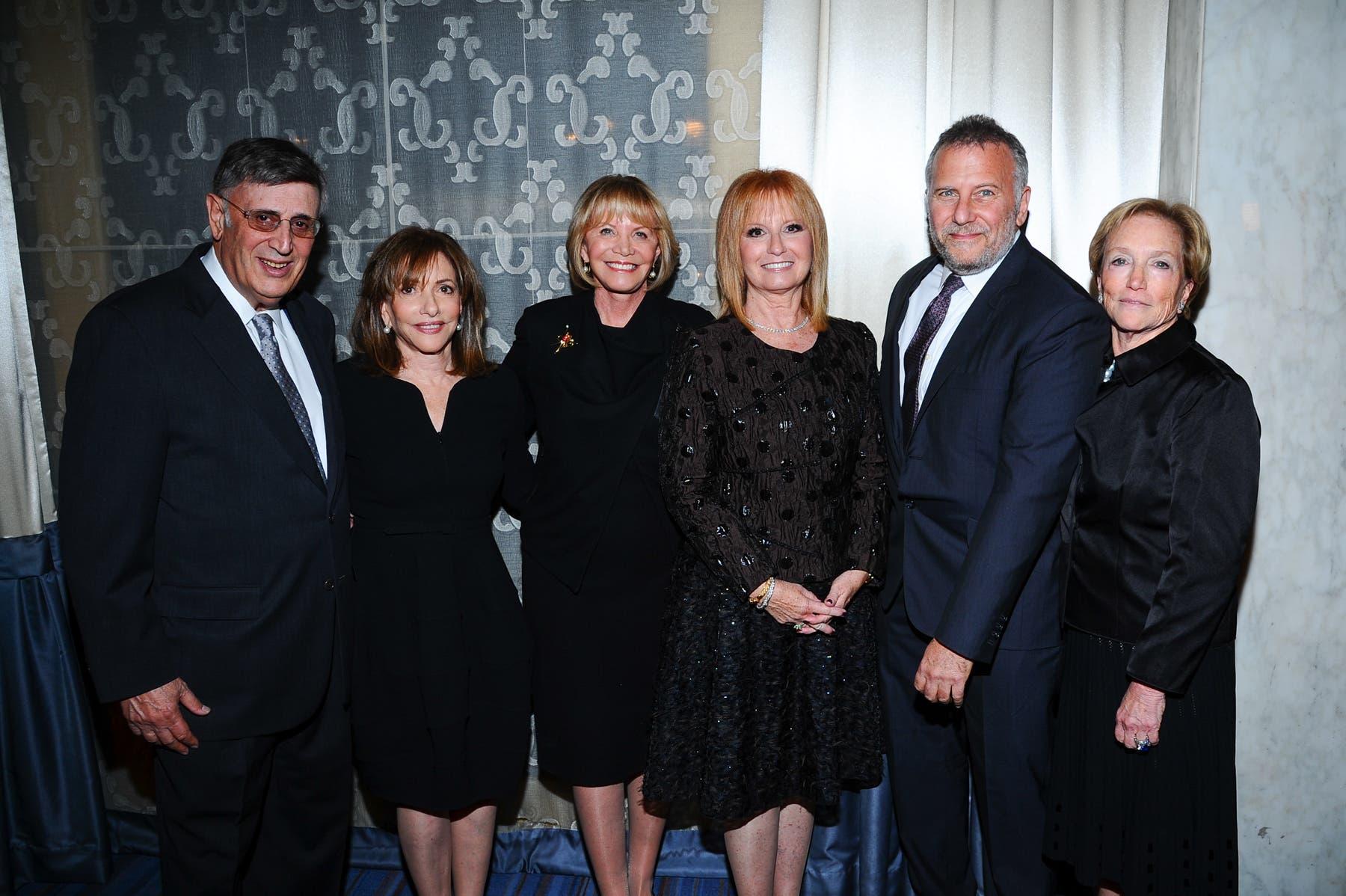 Cedars-Sinai Board of Governors Honors Janet and David Polak at 2014