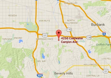 Thousands Without Power Following Explosion and Fire at DWP ... on internet outage map, ladwp outage map, power outage map, dsl outage map,