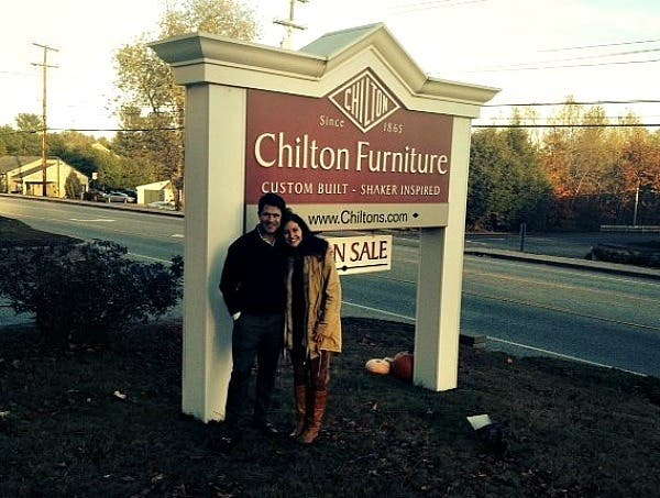 Larchmont S Hand Crafted Woodworking Company Chilton Furniture