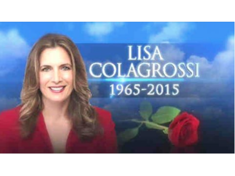 Channel 7 Reporter, Anchor Lisa Colagrossi Dies of Brain