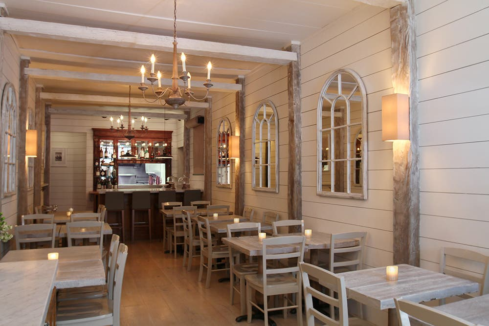 The Cottage Restaurant In Westport Receives Coveted