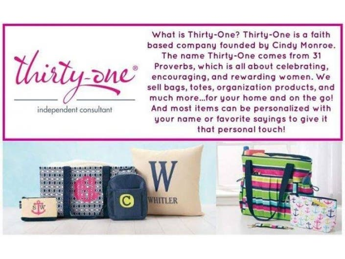 ... Thirty-One Gifts-0 ...