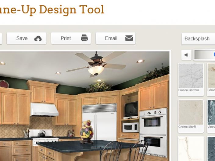 Updated Online Design Tool Improves Tampa Kitchen Remodel ...