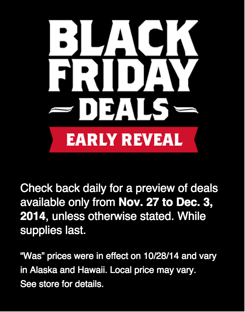 Black Friday 2014 Lowes Ad Mill Valley Ca Patch