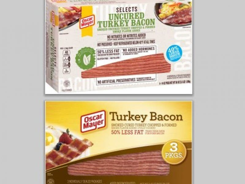 Oscar Mayer Turkey Bacon Recall Early Spoilage Possible