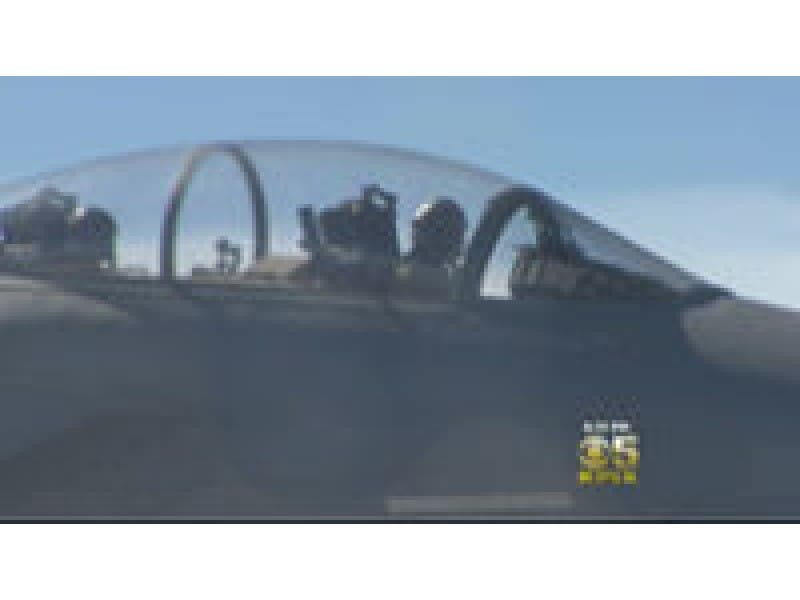 F-15 Fighter Jets to Secure Skies Over Super Bowl   Woodland