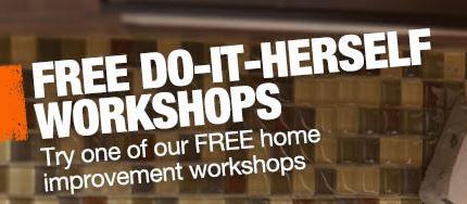 Free Do It Herself Workshop The Home Depot Hamden Ct Patch