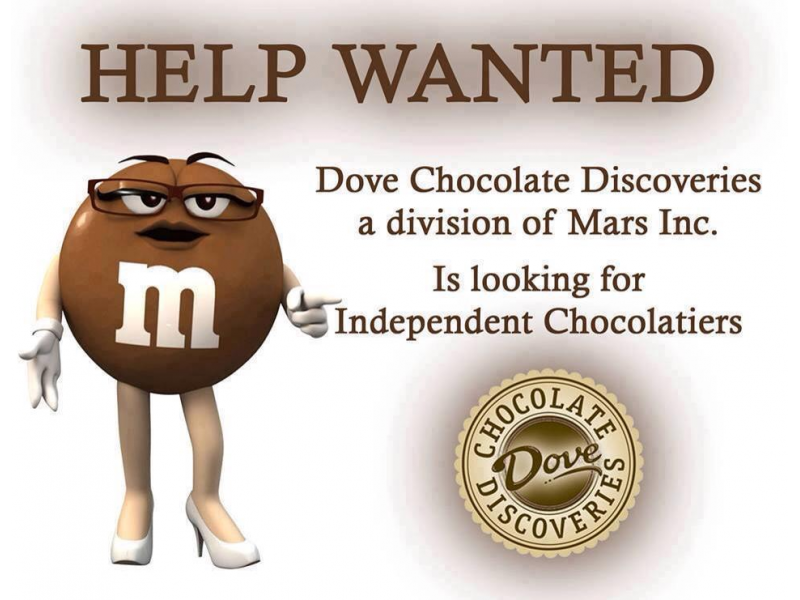 Dove Chocolate Discoveries Oak Lawn Il Patch