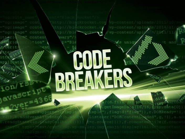 Image result for code breakers