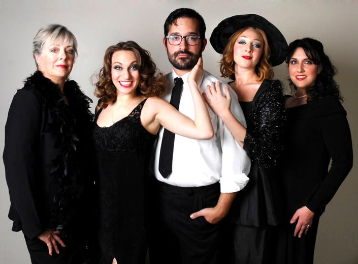 """The Musical """"Nine"""" Opens at Barn Theatre in Montville NJ ..."""
