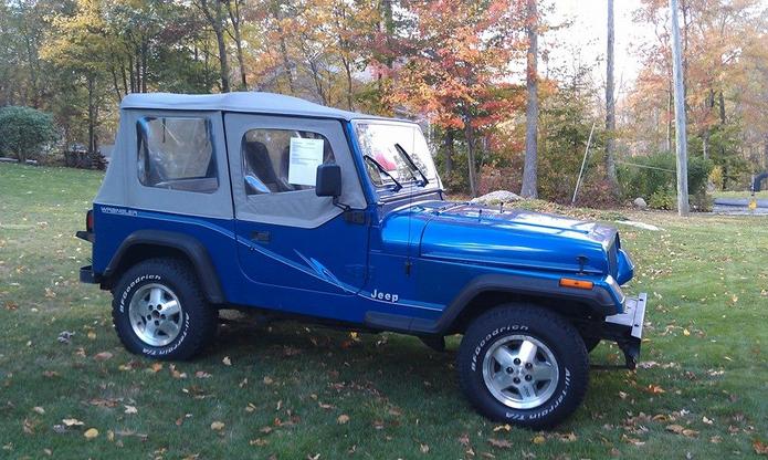Jeep Wrangler - $4200 (Montville, CT) | Montville, CT Patch