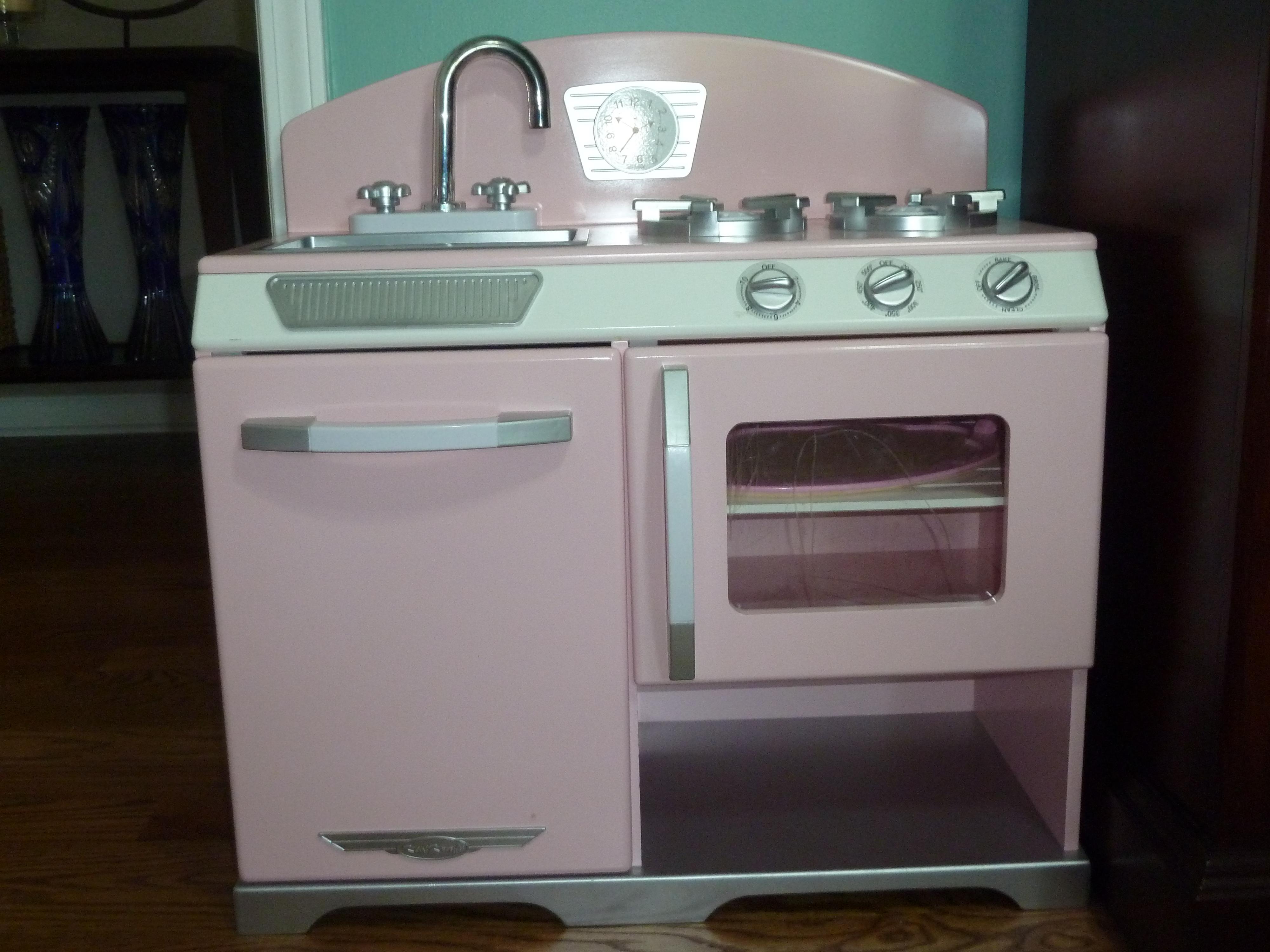 Kidkraft Pink Retro Kitchen Buffalo Grove Il Patch