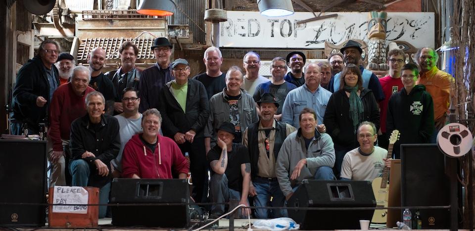 Blues Harmonica Jam Camp   Malibu, CA Patch