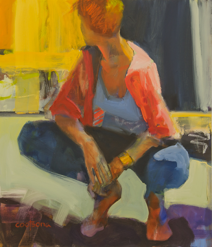 Sense of Place, Artist Reception for Melinda Cootsona ...