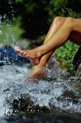 ce arata venele varicoase in etapele incipiente decât picioarele de frotiu pentru prevenirea varicelor