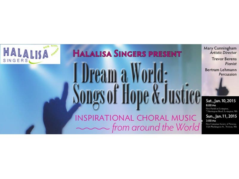 Halalisa Singers Present I Have A Dream Concert To Honor Dr Martin