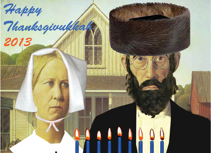 Thanksgivukkah Menu: An Excuse to Eat Double