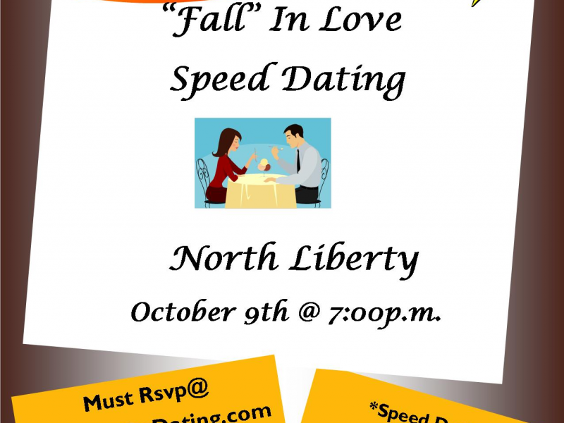 speed dating davenport ia