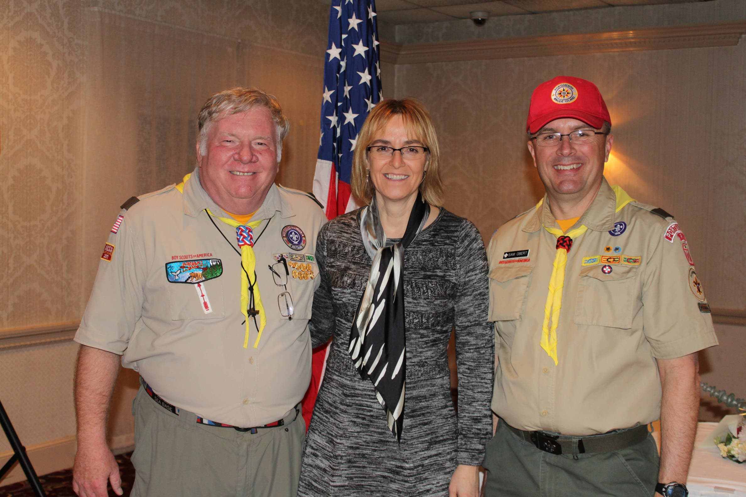 Boy Scout Troop 82 Begins New Chapter in 51 Year History