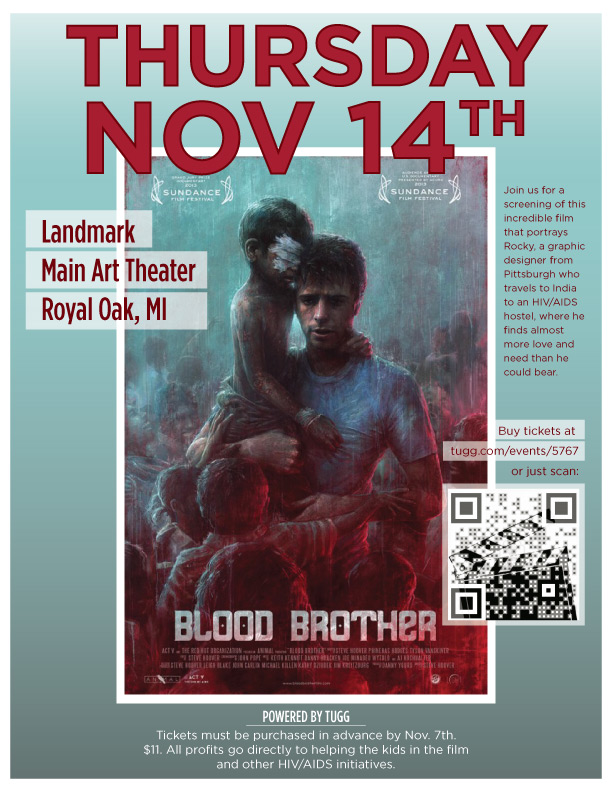 Blood Brother Screening | Royal Oak, MI Patch