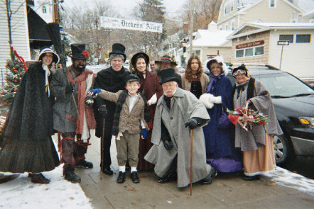 Guide To The 18th Annual Charles Dickens Festival Port Jefferson Ny Patch
