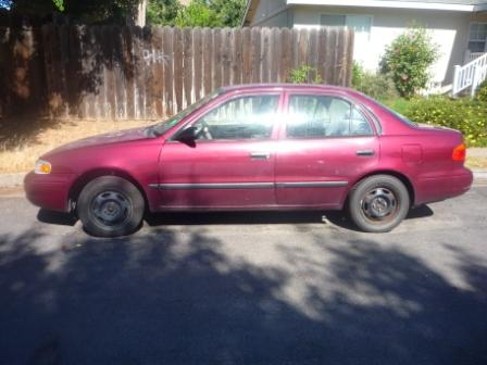 1998 chevy prizm for sale great deal 1500 obo fremont ca patch 1998 chevy prizm for sale great deal