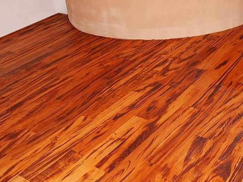 Brazilian Koa / Tigerwood Hardwood Flooring | Long Beach, NY ...