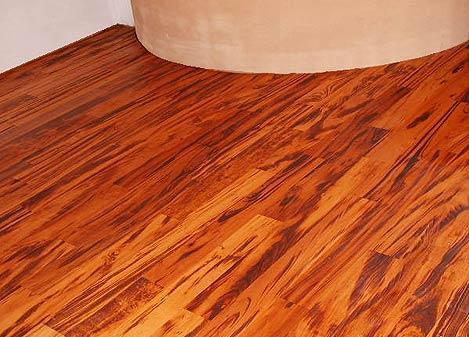 Brazilian Koa Tigerwood Hardwood