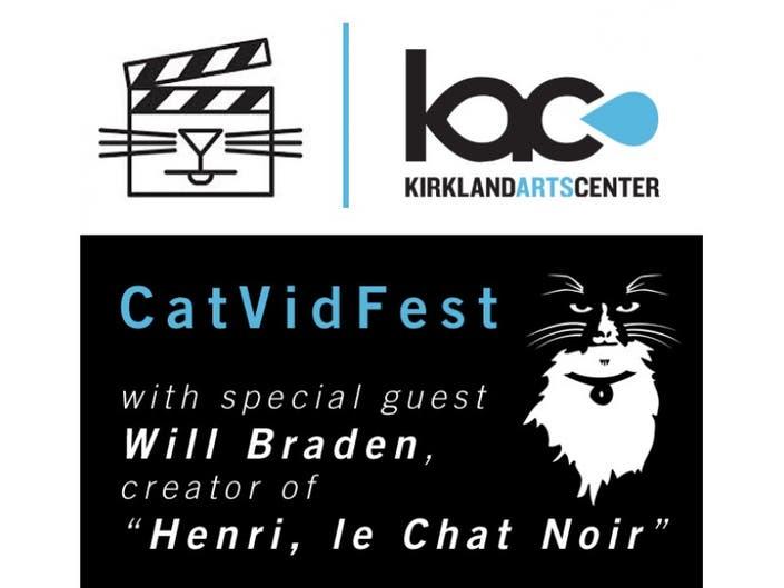 CatVidFest Screenings at KAC | Woodinville, WA Patch