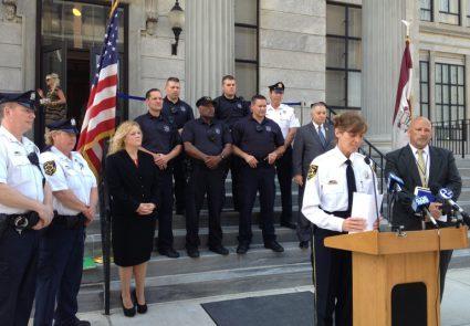 Montco Sheriff's Dept  Conducts Surprise Raid on 'Deadbeat