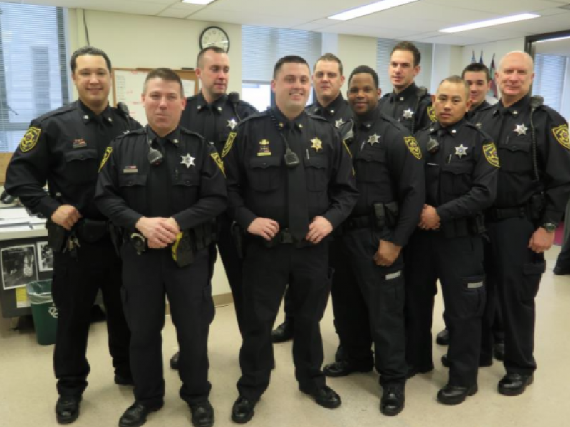 New Look for Montgomery County Sheriff's Office   Narberth
