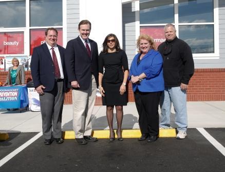 CVS/pharmacy Hosts Woonsocket Mayor Leo Fontaine at Prescription