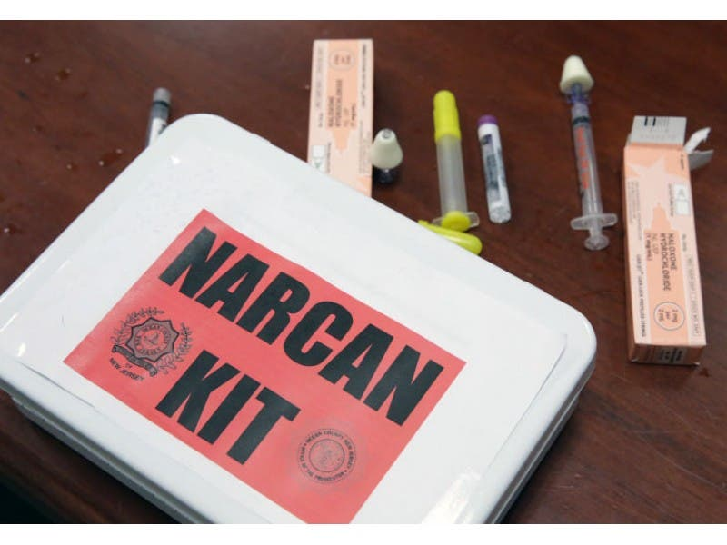 Narcan Training Session Free And Open To The Community Falmouth