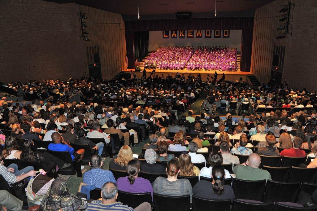 Lakewood Civic Auditorium Pit Seating Lakewood Oh Patch